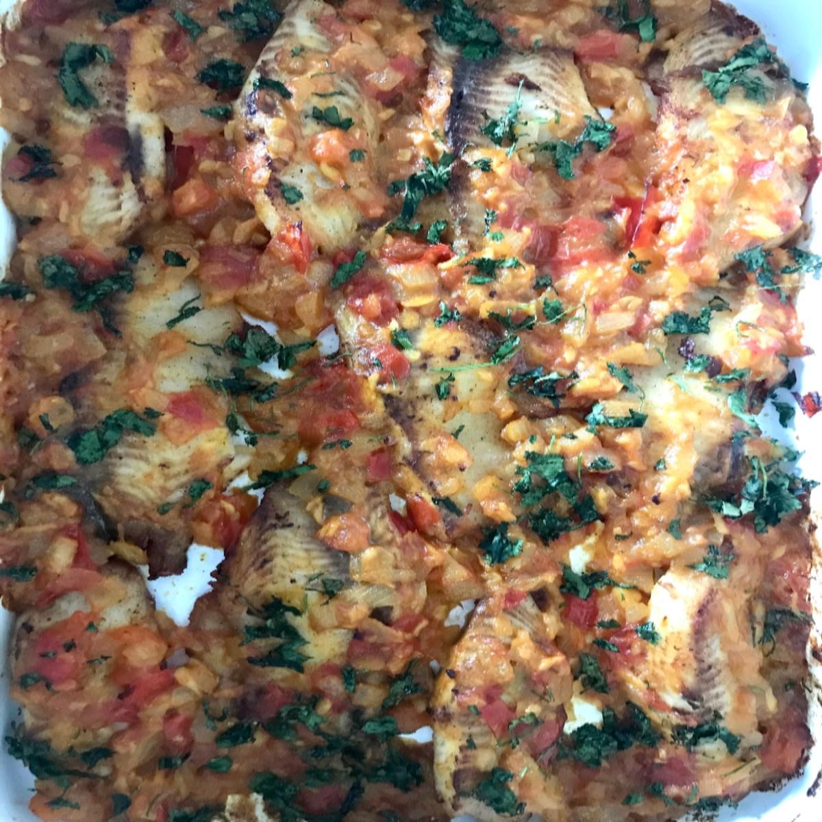 Best Recipe For Tilapia Fillets