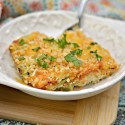 Low Carb Cheesy Broccoli Casserole