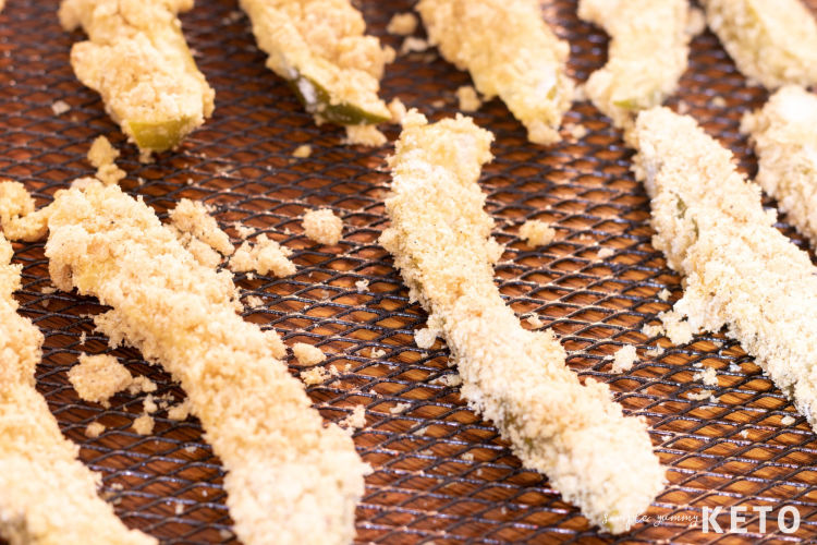 fried pickles in the air fryer recipe