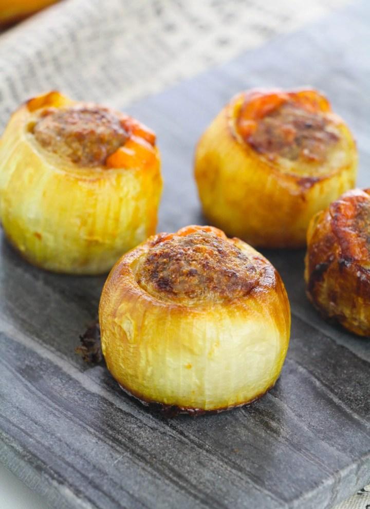 low carb keto onion bomb recipe