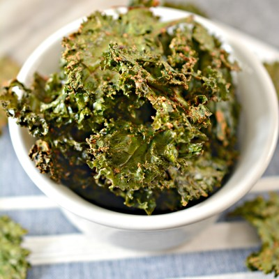 Ranch Kale Chips