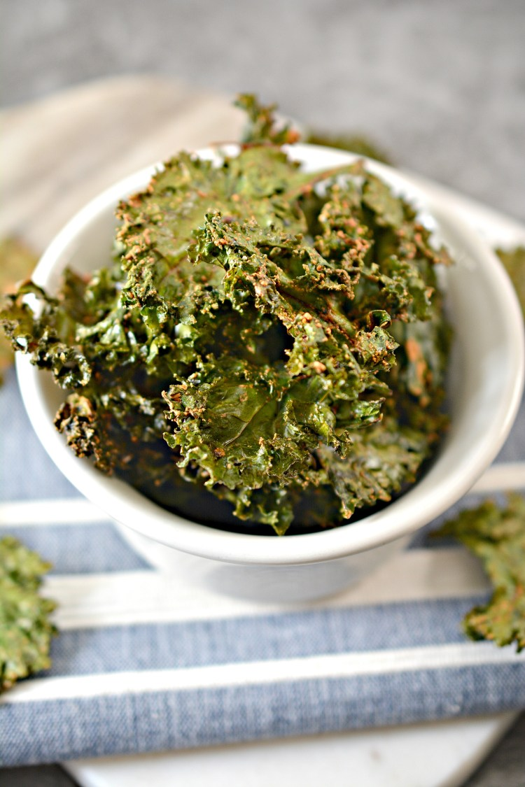 ranch kale chips low carb chip recipe