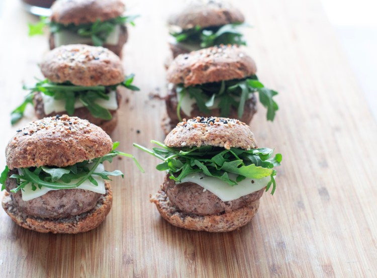 keto and low carb slider recipe