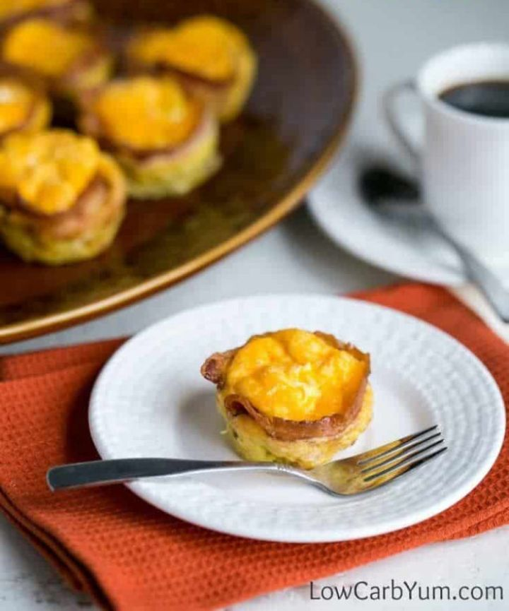 egg muffins keto low carb