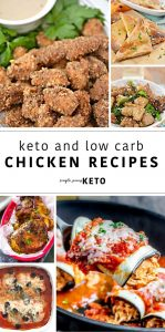 keto chicken recipes - easy keto chicken recipes to make