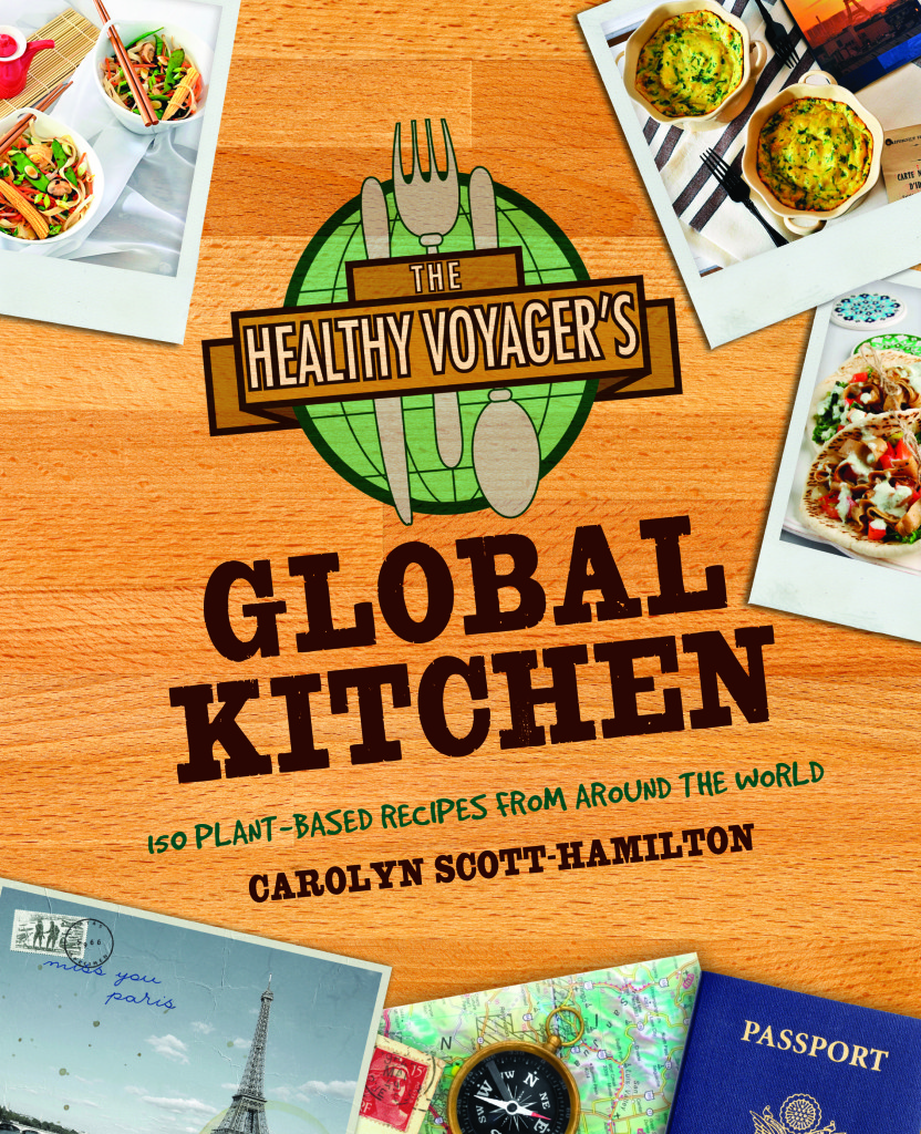 Healthy Voyager - Travel, Vegan, World