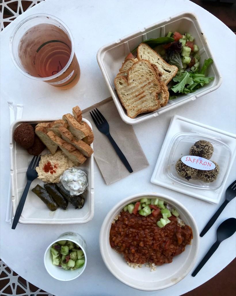 monterey organic restaurant, saffron, persian food, organic food, local, wellness travel, NANP