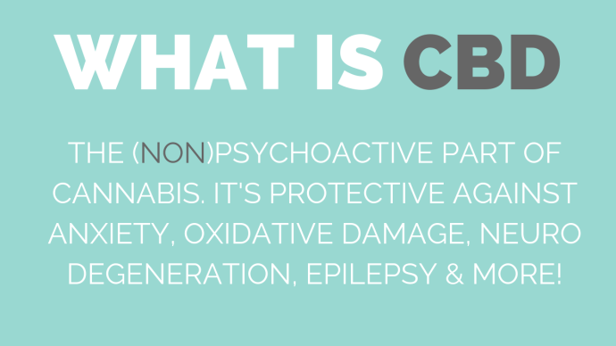 cbd & anxiety, degeneration, pain and more