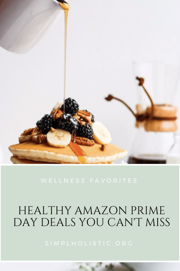 My favorite healthy amazon prime deals for 2019!