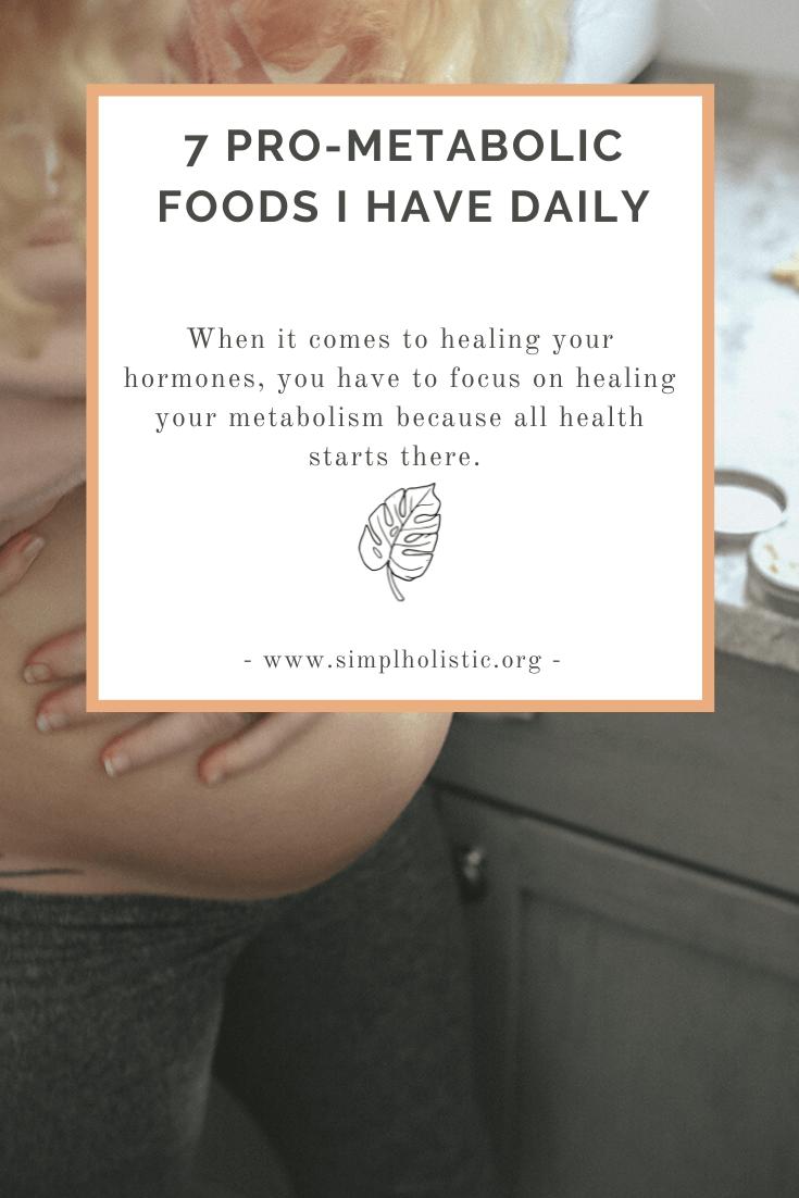 Pro-metabolic-Foods
