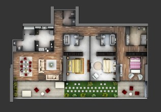 7-3-bedroom-apartment-layout