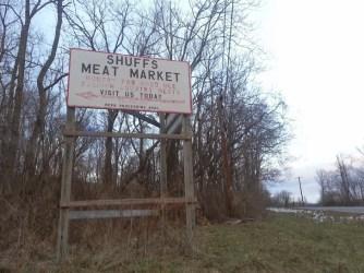 Shuff's Meat Market....