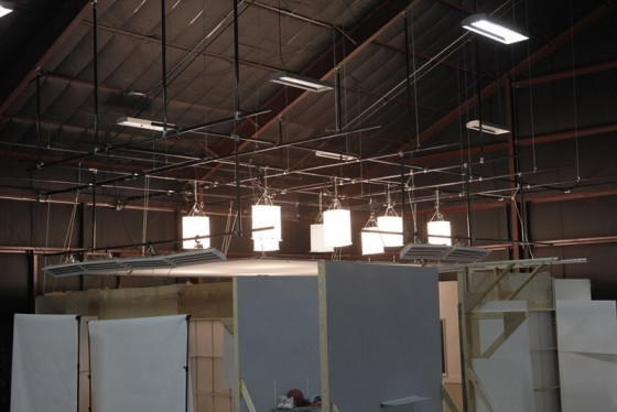 Industrial Overhead Lighting Rig Projects Simplified