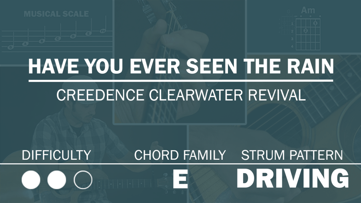 Creedence Clearwater Revival Archives Simplified Guitar