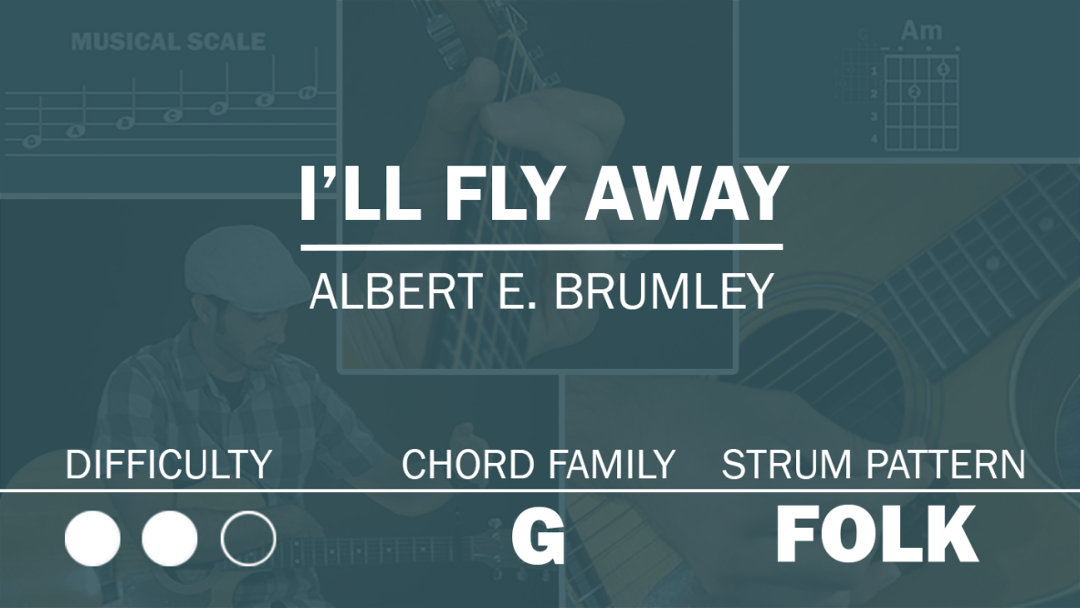 Ill Fly Away Archives Simplified Guitar