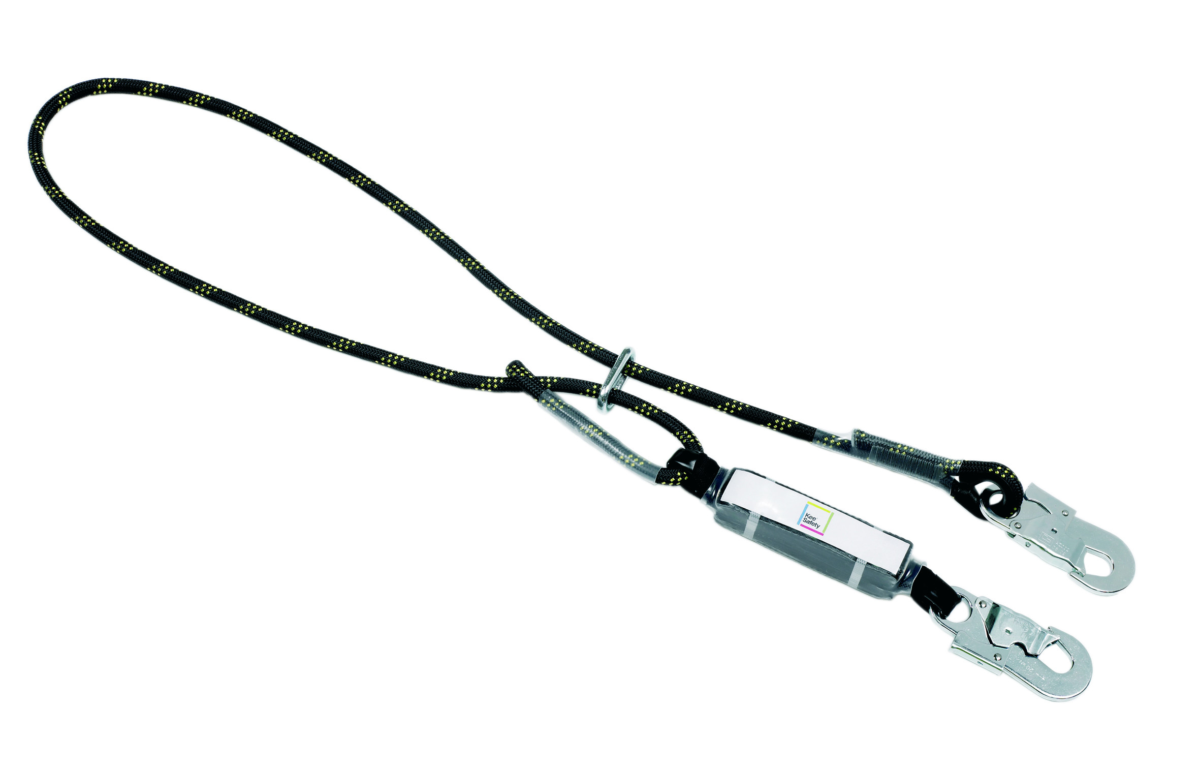 2 Metre Adjustable Energy Absorbing Lanyard