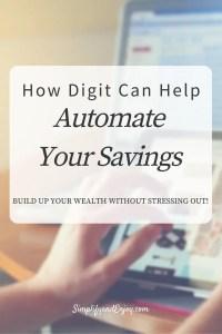 Digit automate savings