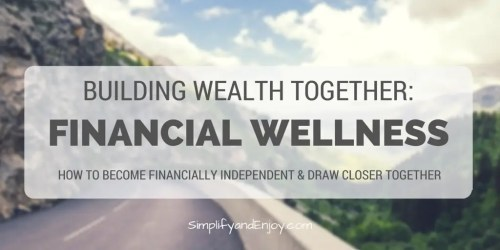 financial wellness simplify enjoy
