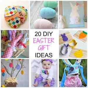 DIY EASTER GIFT IDEAS