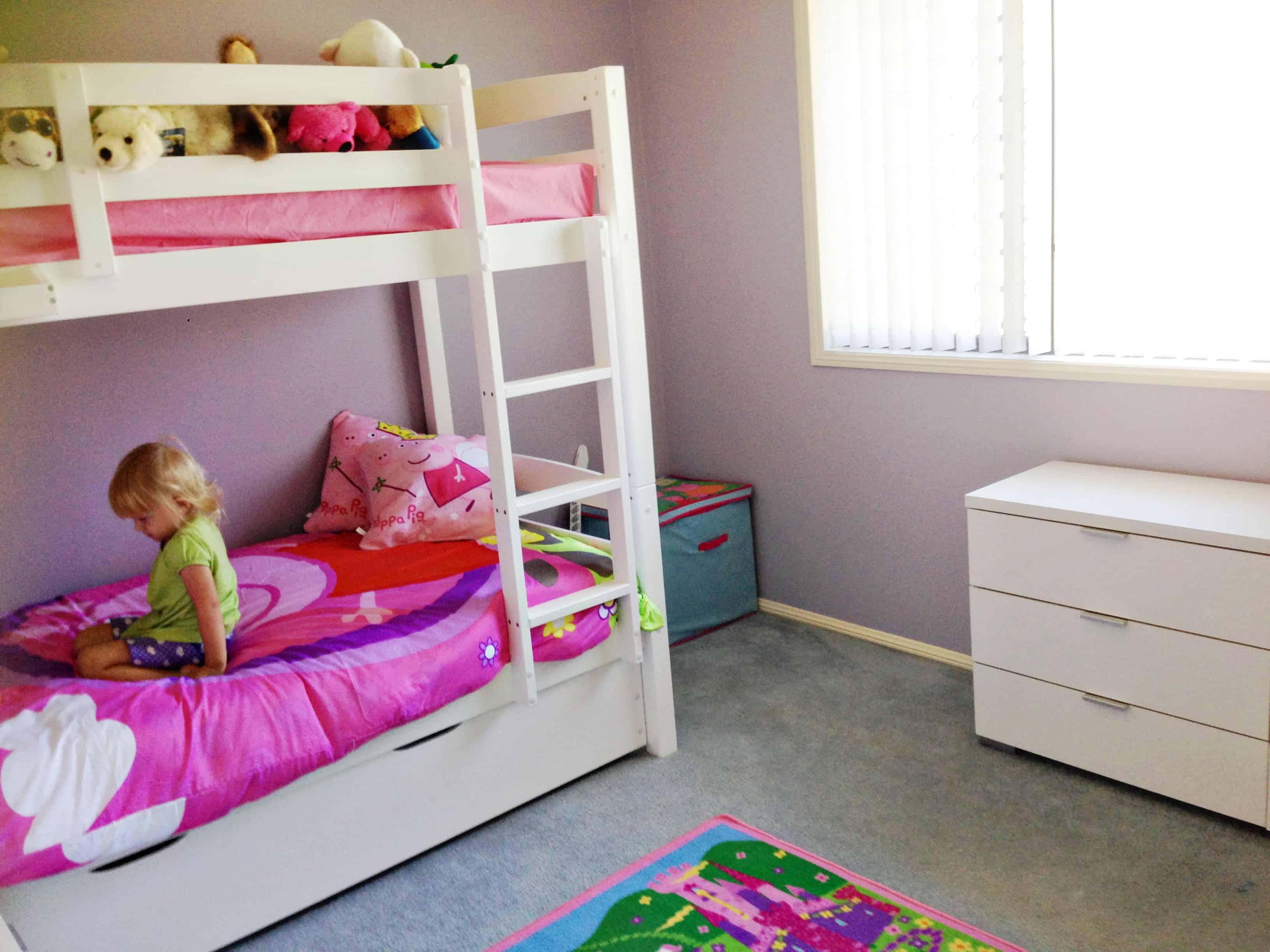 Peppa Pig Bedroom Furniture Kids Bedroom Declutter Update Simplify Create Inspire