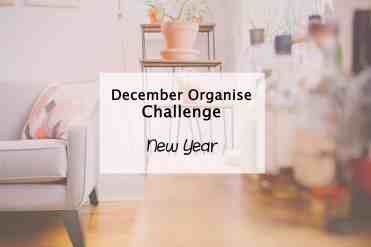 Organise New Year