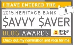 Heritage Bank Blog Awards