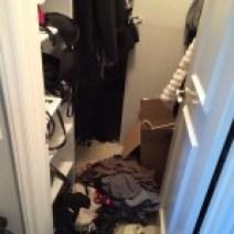 Closet 2 - Before