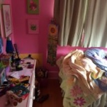 Daughters room - Before 1