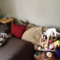 family room - before 2