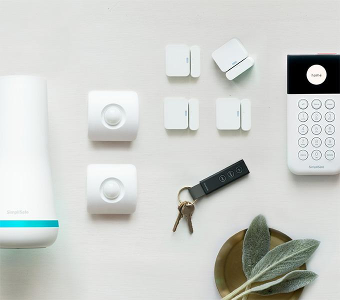 Install Self System Alarm Wireless