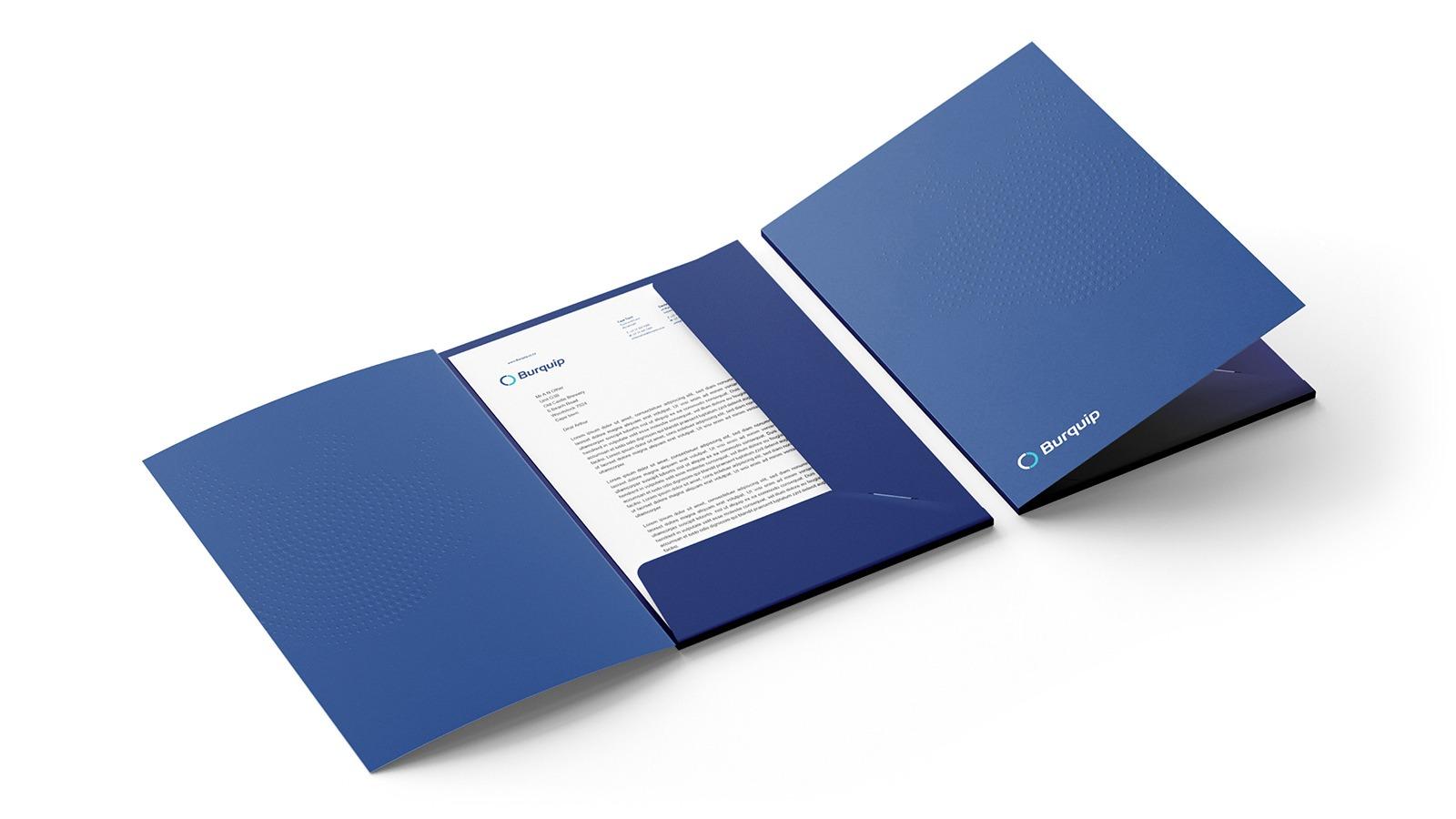 Burquip Folder