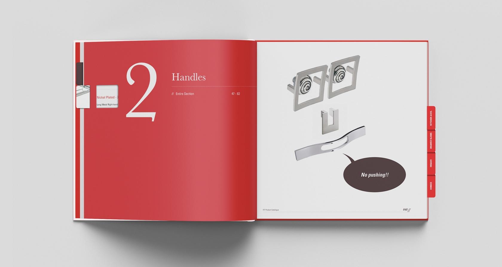 FIT brochure spread