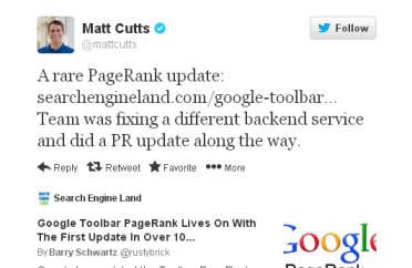 matt cutts 6 dec 2013