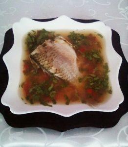 Ciorbiță de pește