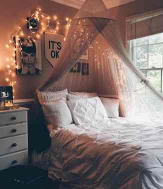 cozy college decor