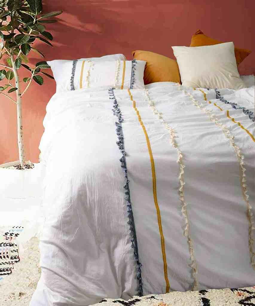 boho dorm bedding