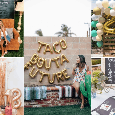 53 Graduation Party Ideas That Everyone Will Talk About