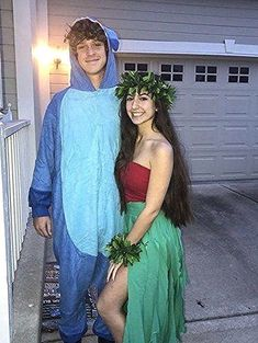creative couple costumes