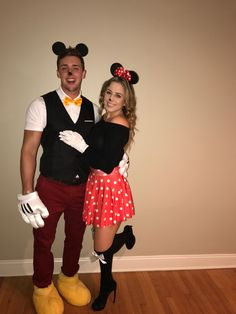 Disney couple halloween costume ideas
