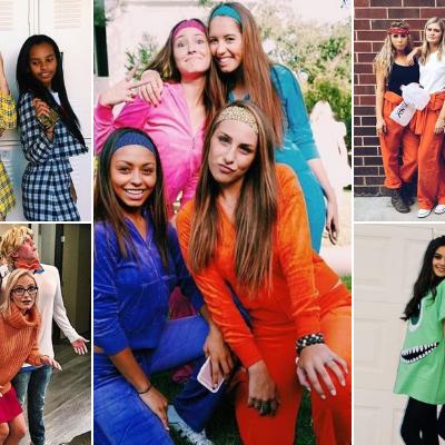 24 Spooktakular Group Halloween Costume Ideas that Your Besties Will Love