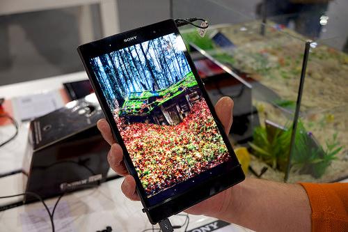 8インチタブレットの画面の大きさって縦横何センチ?