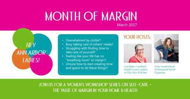 Month of Margin