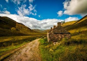 Highland cottage