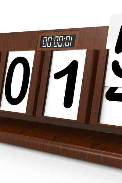 Top 4 New Year's Resolutions for Home Decorating
