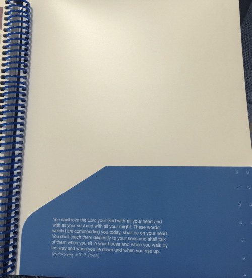 Apologia Educational Ministries {Planner Review}