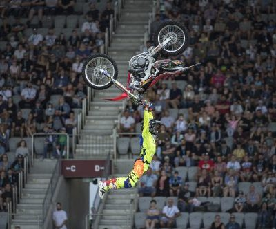 2018 Nitro Circus Goes Next Level With All-New Moto Show {Giveaway}
