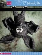 Fledermaus Fantastische Häkelideen Monster Amigurumi Vol5