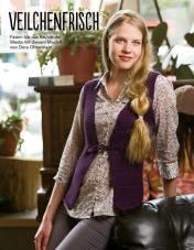 Häkelanleitung Lila Weste Fantastische Häkel-Mode-Ideen 0515