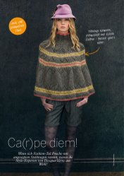 Strickanleitung Designer Yarns Cape Simply Stricken 0216