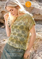 Strickanleitung Lana Grossa Lochmustershirt Simply Stricken 0316